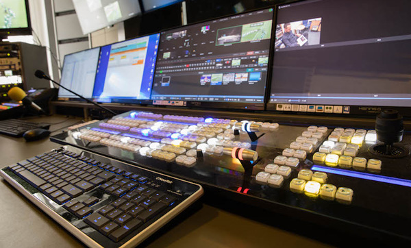 Switcher of the Newtek's VMC1 production system