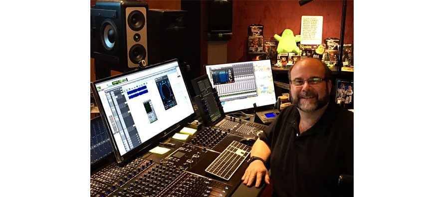 Sound designer Scott Gershin adopts Nugen Audio Loudness Toolkit 2 and Halo Upmix