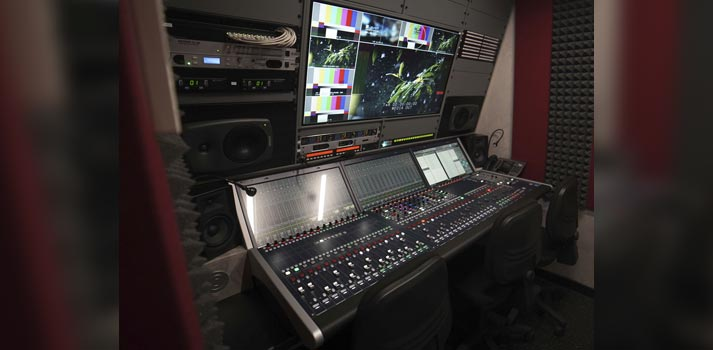 Oromia broadcasting network new DSNG with Lawo solutions integrated