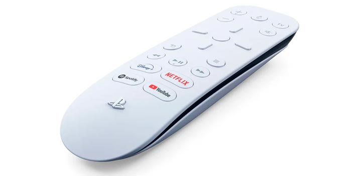 Media remote by Playstation