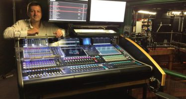 DiGiCo SD7 glides in to the RSC's Swan Theatre