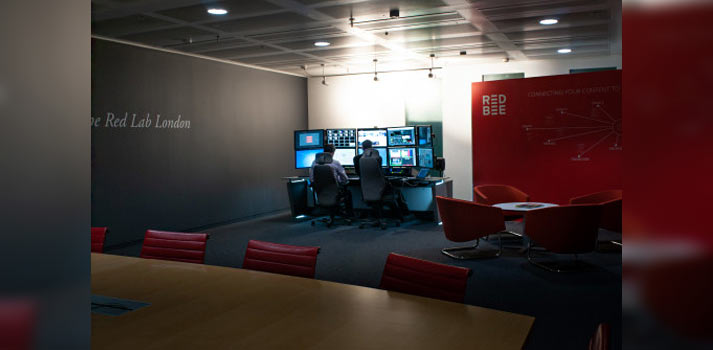 Red Lab London facilities Red Bee Media