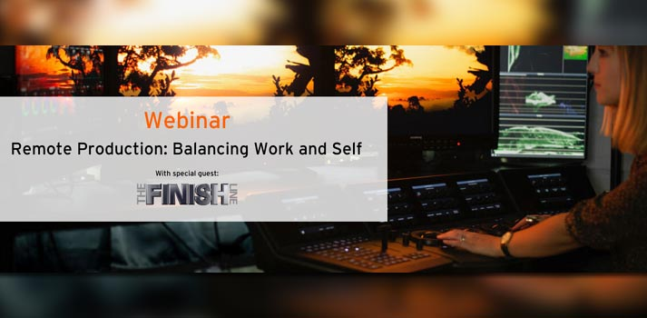 Editshare webinar with The Finish Line announcement