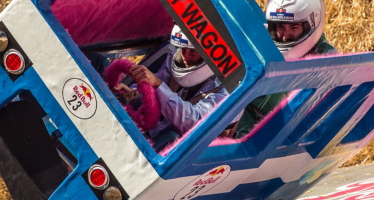 Riedel Supports Comms and Audio for Production of Red Bull's Soapbox Derby in Montreal