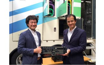 Japan's Express Co builds 4K-capable OB van with Riedel Communications