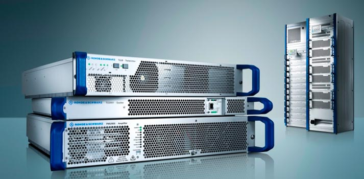 Rohde & Schwarz 5G latest solutions: Tx9 and Tx9evo