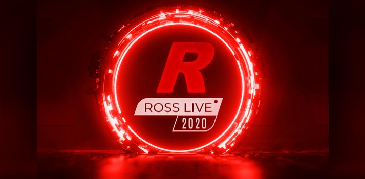 Logo of Ross Live Season Two