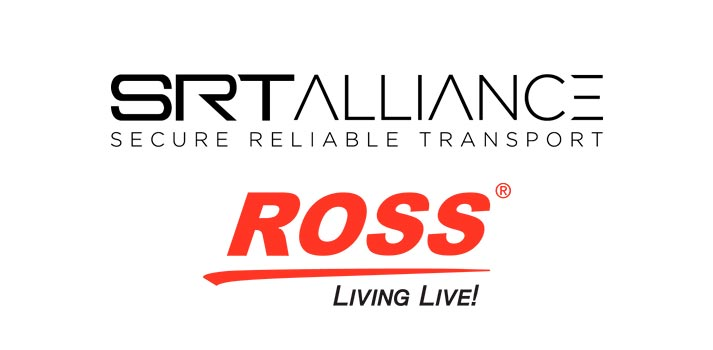 Ross Video - Part of the SRT Alliance