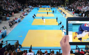 VOGO SPORT to Enhance Fans' Live Experience at Judo Grand Slam Paris 2015