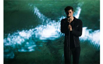 Sennheiser supports Britannia Row at its 20th MTV EMAs