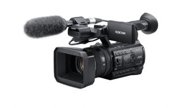 Sony PXW-Z150, the latest efficient and versatile handheld camera