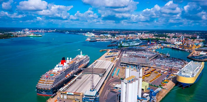 Verizon delivers 5G at the Port of Southampton in UK