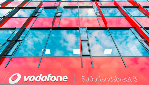 Facilities of Sýn (Vodafone Iceland) renewed by Nevion