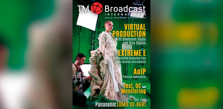 Front cover of TM Broadcast 91