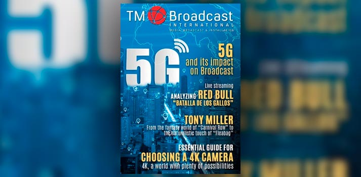Cover art of TM Broadcast International 86