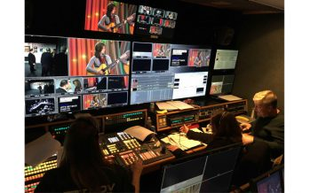 TNDV provides turnkey production services for Dolly Parton's Smoky Mountains Rise telethon