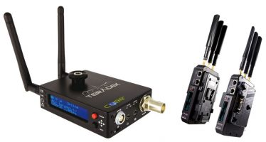 Teradek Beam, Cube 155. Gadgets to play with.