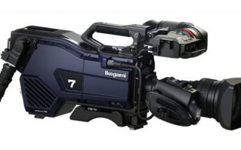 Ikegami announces UHK-430 4K/HD Portable Camera System