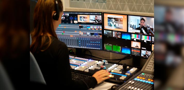 Viz Vectar Plus, virtual IP production system by VIZRT