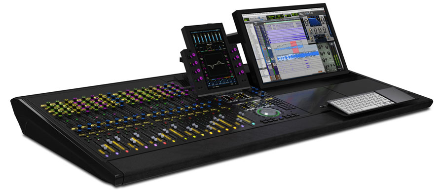 Avid Pro Tools Magazine Broadcast TM