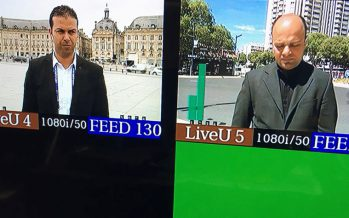 ITV Sport and beIN Sport used LiveU technology at UEFA Euro 2016