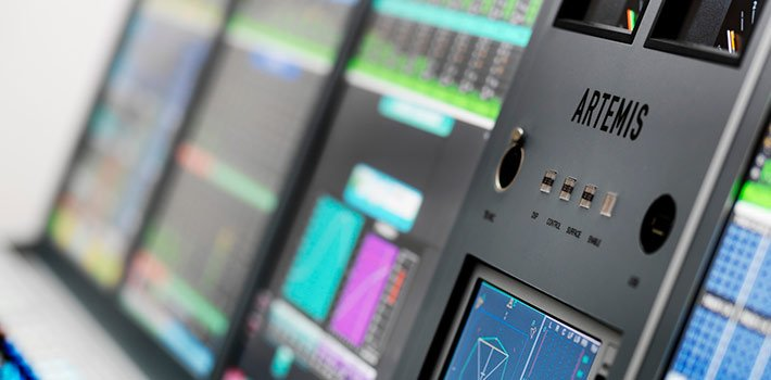 Calrec has been selected by NBC as its audio console provider for the Olympic Games coverage. The company will deploy a mix of Artemis and Brio consoles as well as six RP1 remote broadcast mixing systems.