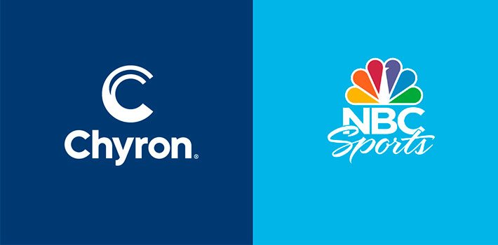 Chyron provides real-time graphics and video playout for NBC Olympics