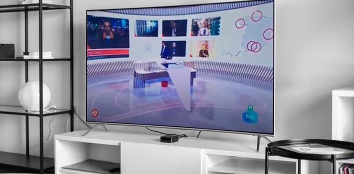 Chyron supplies video wall systems for RTVE's studios
