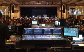 Allstar Sound selects Helixnet, Freespeak II for corporate event productions and rentals