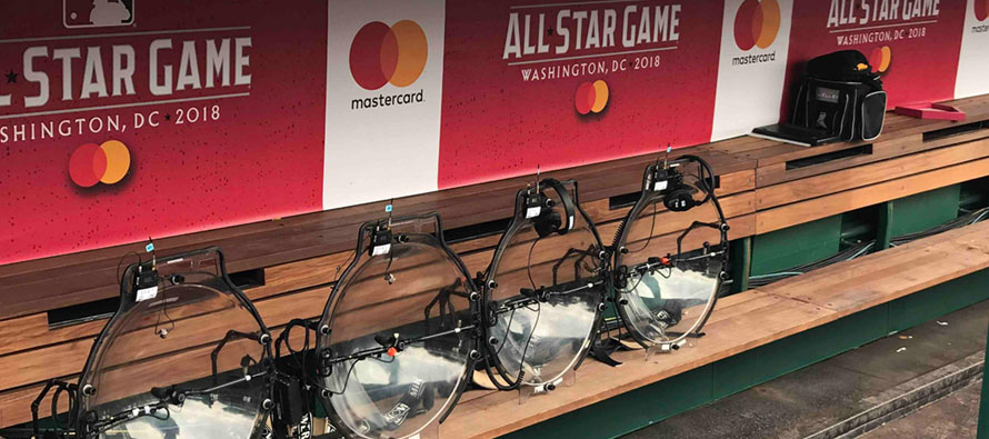 CP Communications amplifies RF coverage across multiple All-Star Game