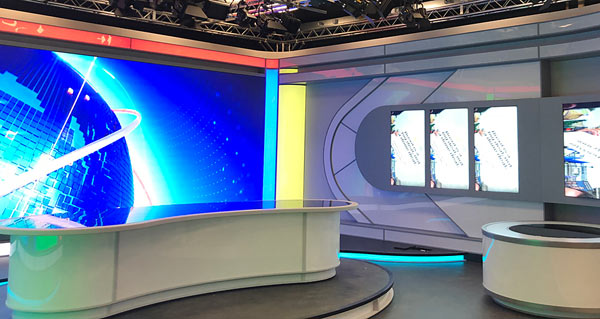 New studio of Berkeley Studios International completed by dB Broadcast