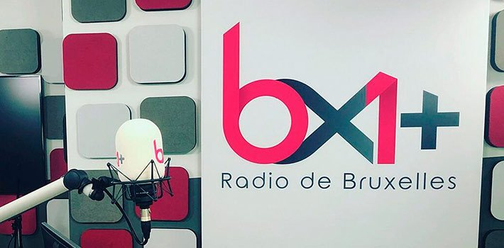 BX1 Brussels radio updates its consoles with Dalet Galaxy Five