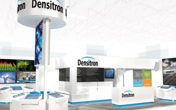 Densitron enhances display technology ahead of IBC following launch of broadcast-specific products
