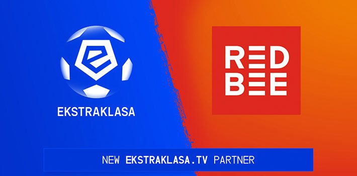 Red Bee media develops the Ekstraklasa polish football league streaming platform