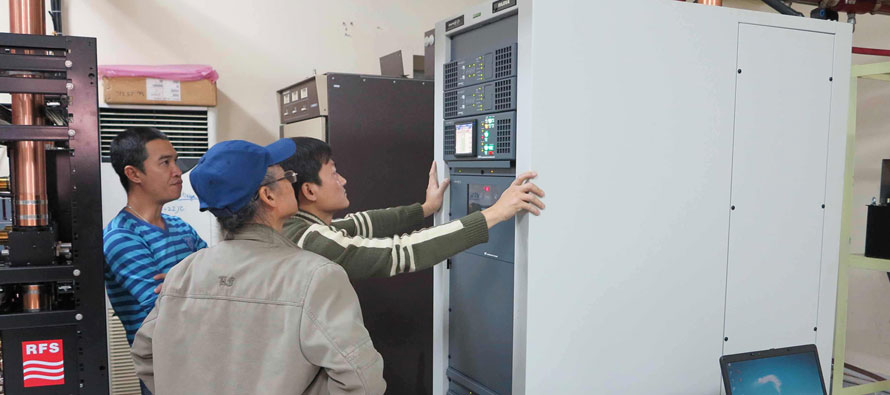 GatesAir in Vietnam Magazine Broadcast