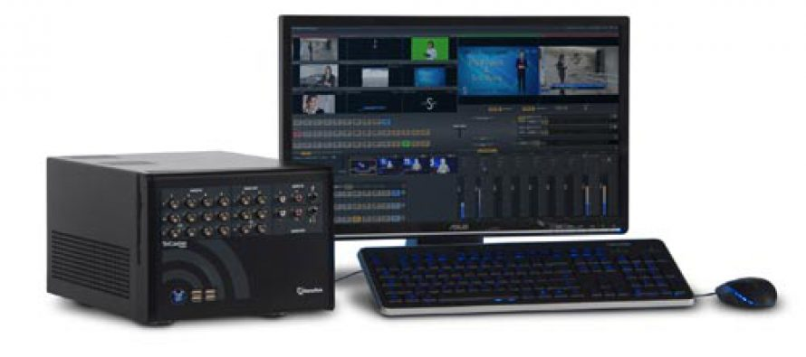 "Tricaster 40: The ""youngest"" of the family"