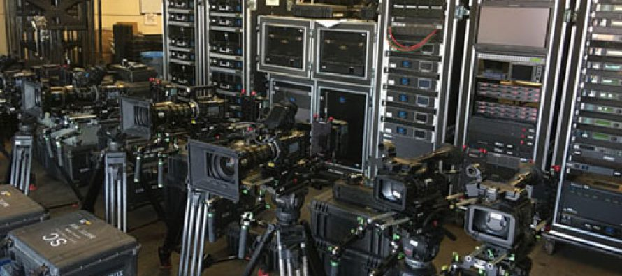 SoCal Rentals Drives Live Event ProAV