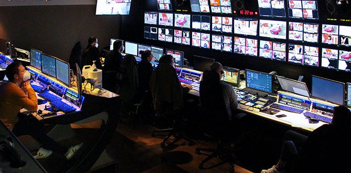 French network M6 upgrades its routing infrastructure with Riedel's MediorNet