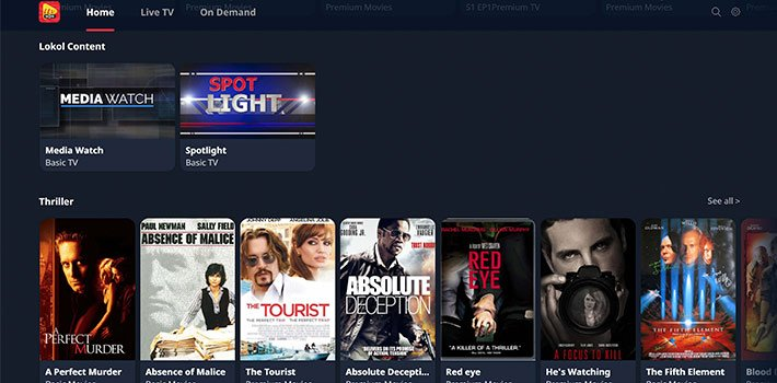 Switch Media provides OTT Services to Telekom Television with MediaHQ Lite