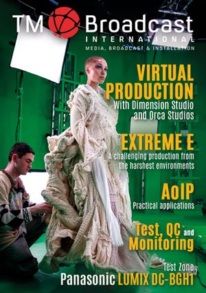 Virtual production in TM Broadcast