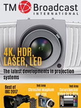 TM Broadcast International Magazine 50