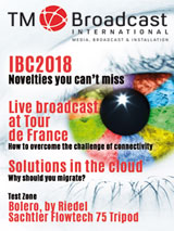 IBC 2018 in TM Broadcast Magazine