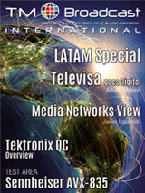 TM Broadcast International 28