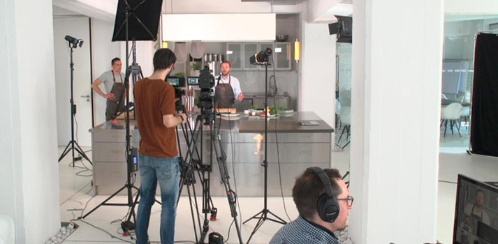 Filming of Wüsthof series with Blackmagic Design solutions