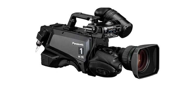 Panasonic 4K Studio Camera AK-UC3300GJ and UC3300GSJ