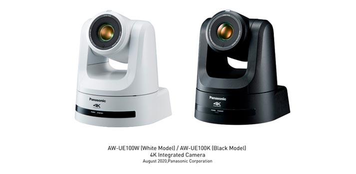 Panasonic cameras AW-UE100W