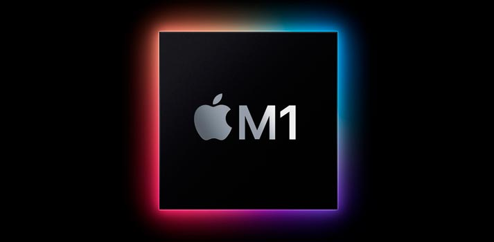 M1 promotional pic - Apple