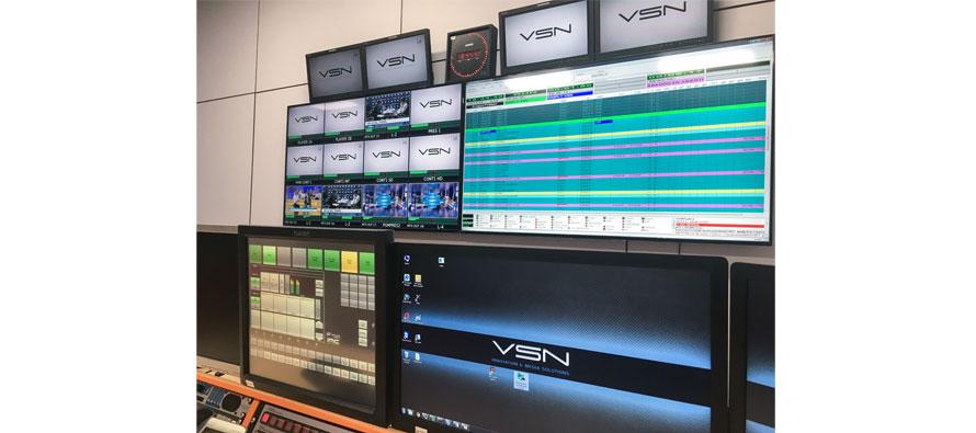 VSN, Broadcast Magazine, broadcast