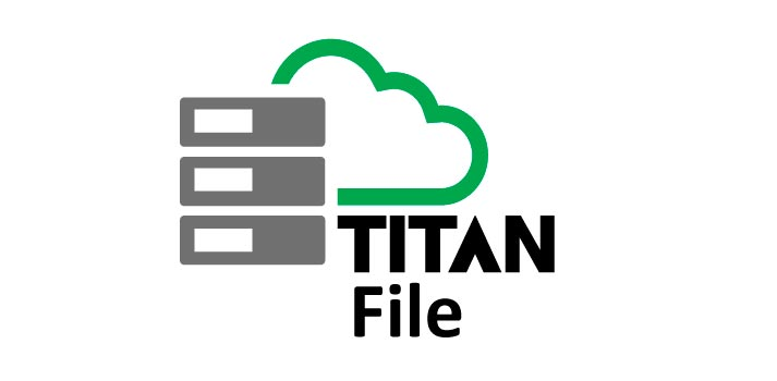 Logo of ATEME TITAN File