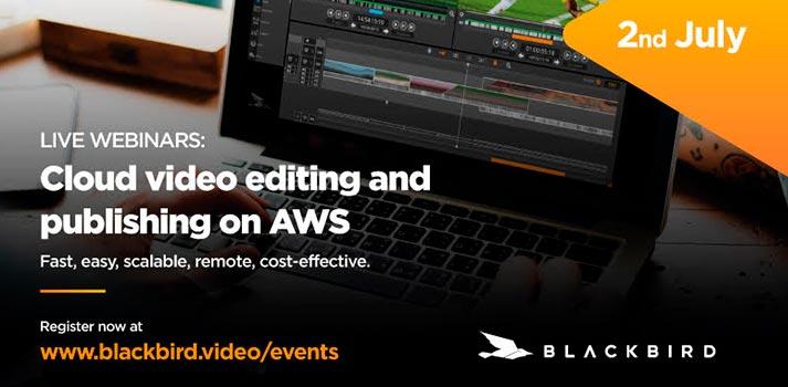 Seminario web Blackbird sobre Amazon Web Services